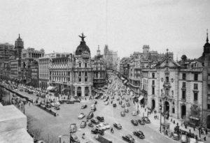 Madrid en 1956