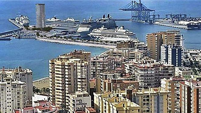Torre de Puerto de Málaga